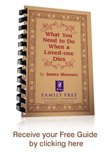Free Guide - What to do when a loved-one dies
