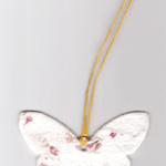 Butterfly memorial gift with wild flower seeds