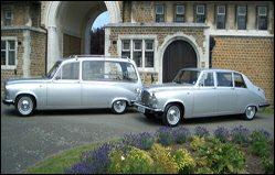 Silver hearses