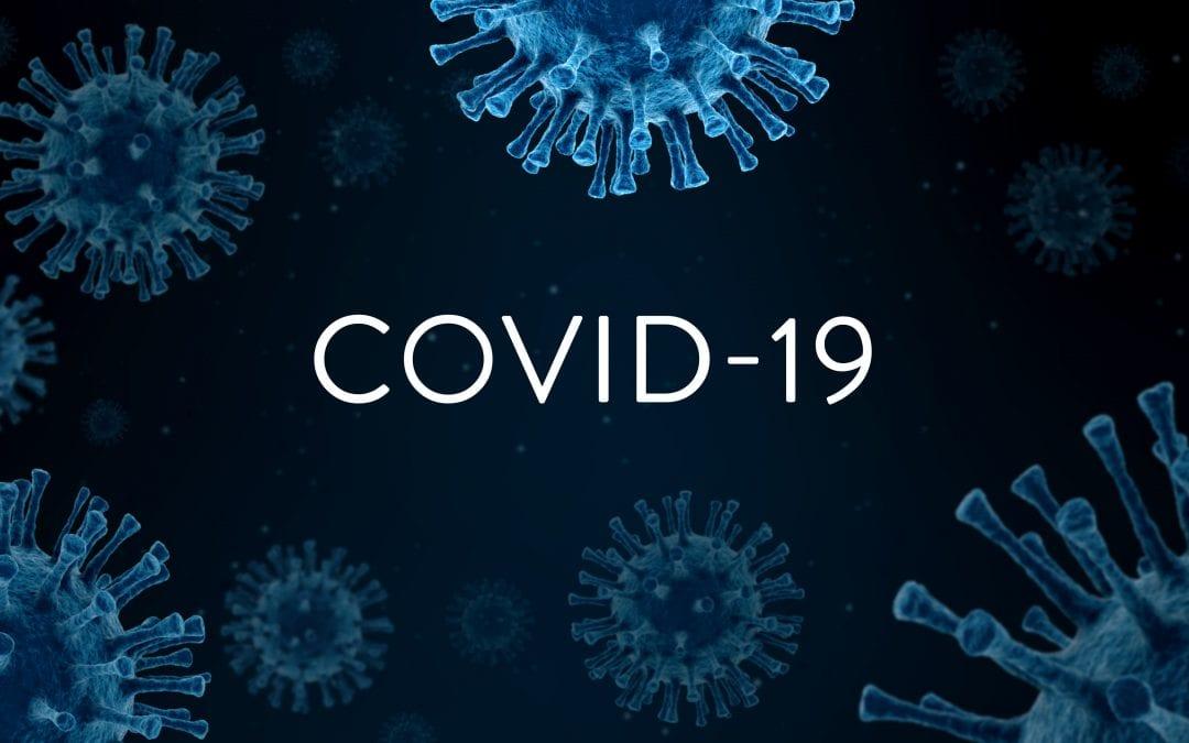 Coronavirus – September 2020 Update